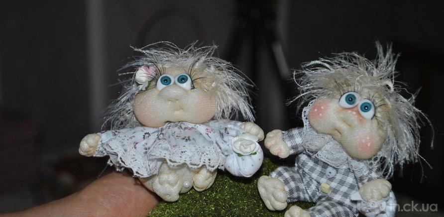 Фото 6 - Черкасская мастерица изготавливает интерьерные куклы из капрона