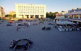 Стаття 'У громадських місцях Черкас з'являється безкоштовний Wi-Fi'