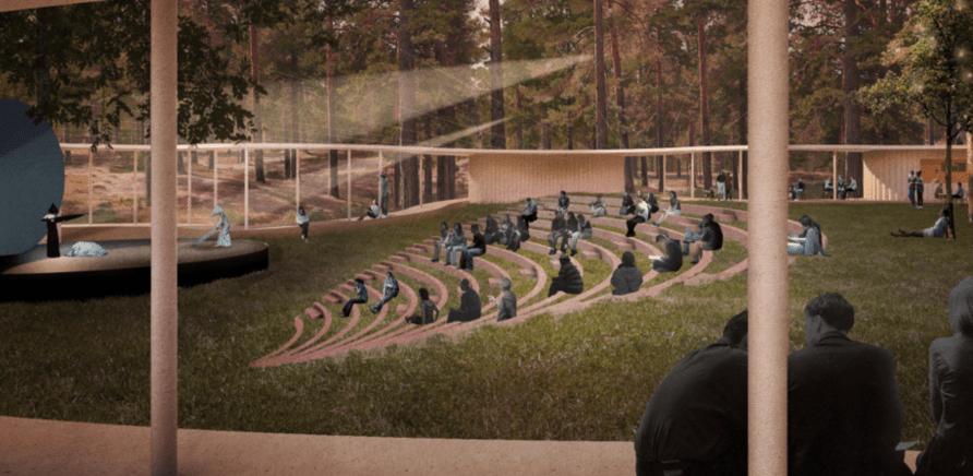 'Який вигляд матиме новий літній кінотеатр у Черкасах?'