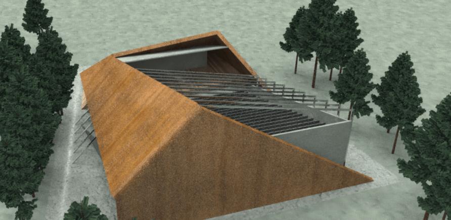 Який вигляд матиме новий літній кінотеатр у Черкасах?