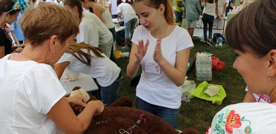 Фото 3 - День Независимости: как прошел первый фестиваль тимбилдинга в Черкассах