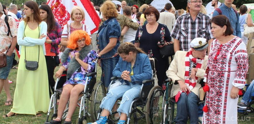 Фото 4 - День Независимости: как прошел первый фестиваль тимбилдинга в Черкассах