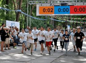 """Статья 'Благотворительный фестиваль """"CherITy-2016"""" объединил IT и спорт'"""