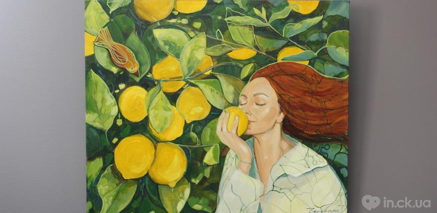 """Фото 3 - Відома черкаська художниця показала публіці свої """"Прояви"""""""