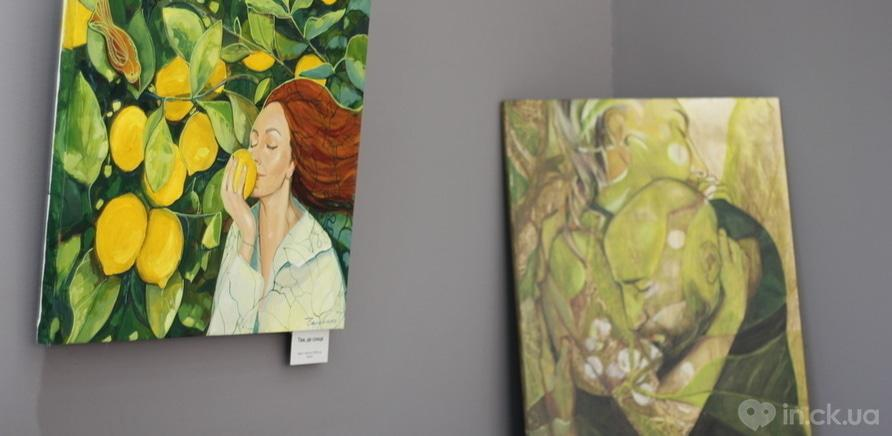 """Фото 6 - Відома черкаська художниця показала публіці свої """"Прояви"""""""