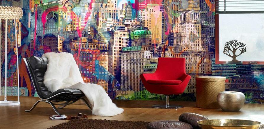 Фото 2 - Монументальная роспись стен