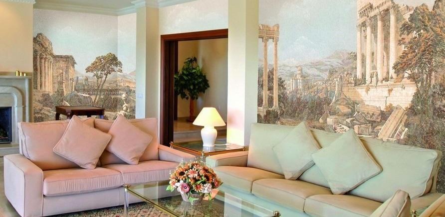 Фото 3 - Монументальная роспись стен