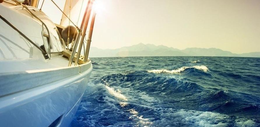 'Разместился на сайте – получил прогулку на яхте!'