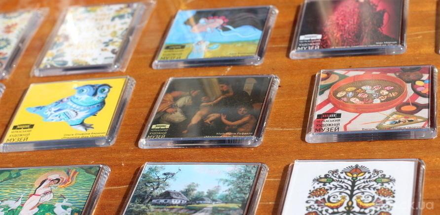 Фото 3 - На память: какие интересные сувениры можно привезти из Черкасс?