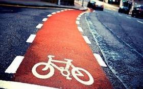Статья 'На улице Героев Днепра появится первая велодорожка'