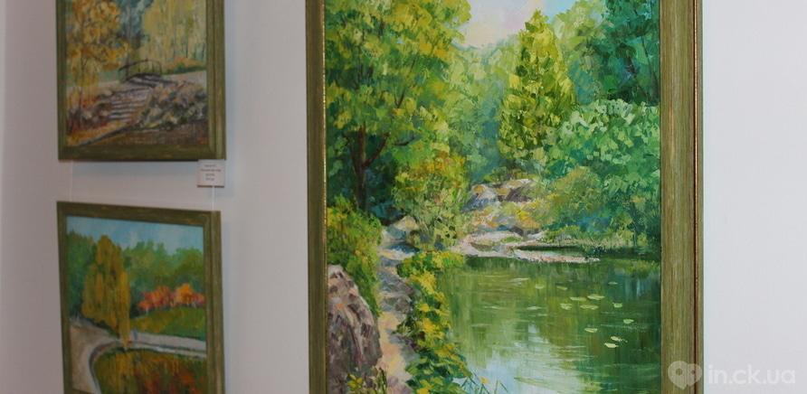 Фото 8 - Яркая масляная живопись на холстах черкащанки