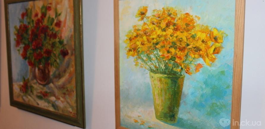 Фото 10 - Яркая масляная живопись на холстах черкащанки
