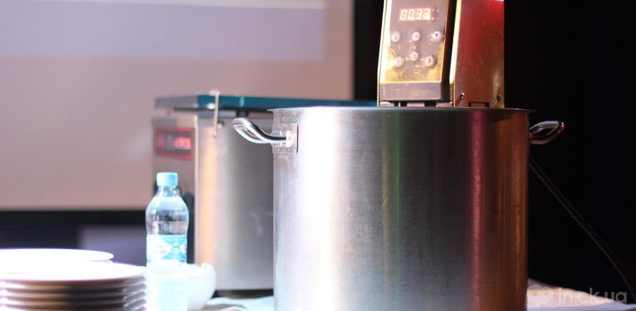 Фото 3 - Аппарат для приготовления продуктов по технологии сю-вид