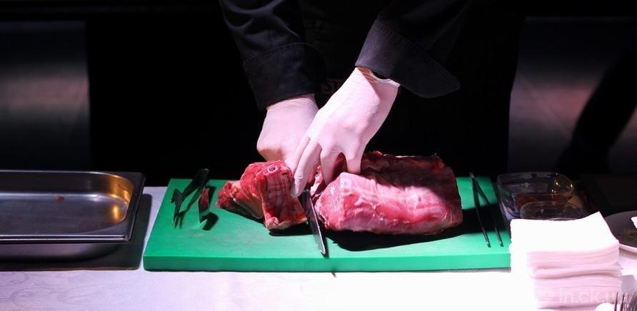 Фото 5 - Старт процесса приготовления мяса