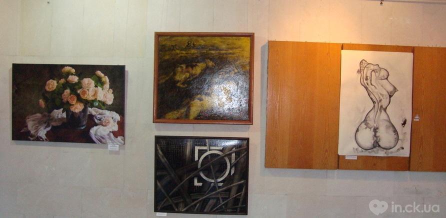 """Фото 4 - Выставка современного искусства """"Диалоги"""" стартовала в Черкассах"""