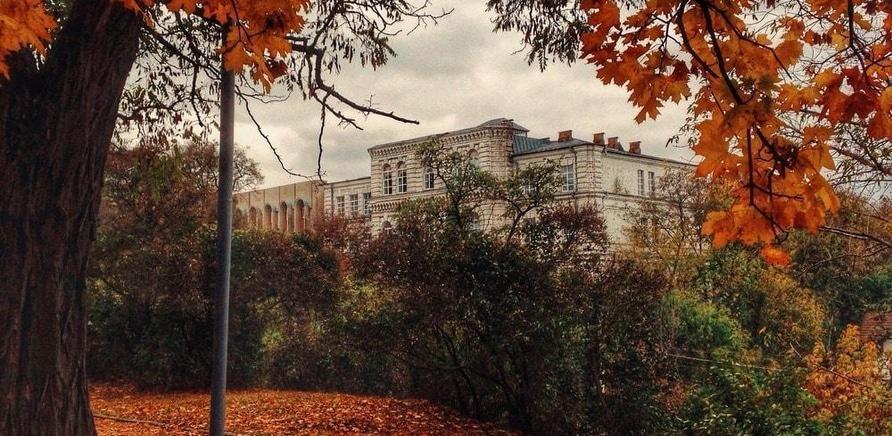 'Осень в Черкассах через объективы фотокамер'