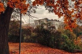 Статья 'Осень в Черкассах через объективы фотокамер'