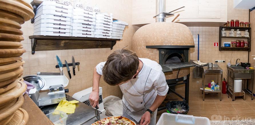 """Фото 2 - Сделай открытие: пиццерия """"Scorini"""""""