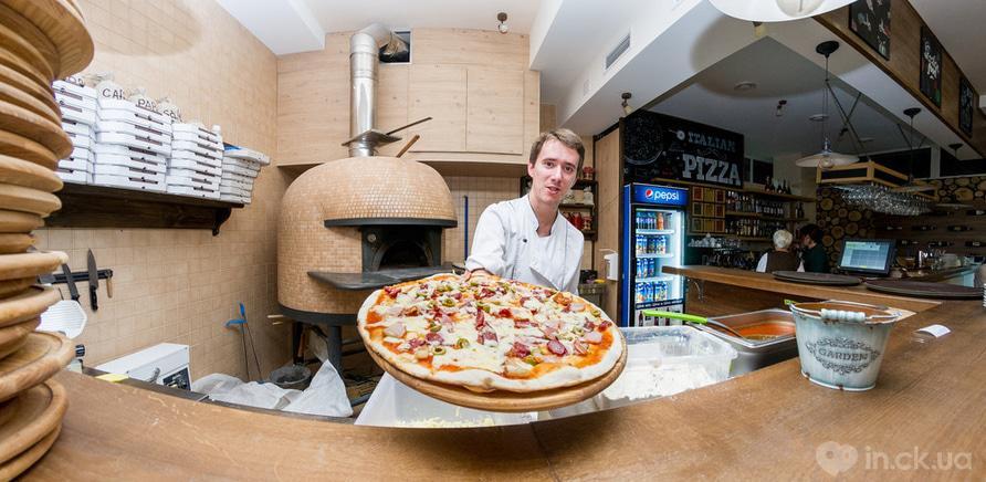 """Фото 3 - Сделай открытие: пиццерия """"Scorini"""""""