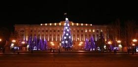 Статья 'Новогоднюю елку в Черкассах украсят на 400 тысяч гривен'