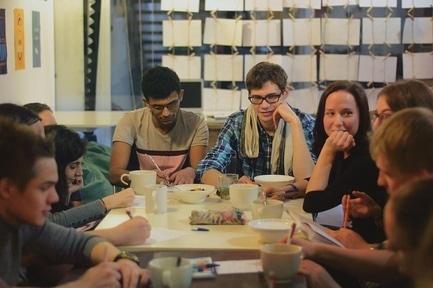 'Speaking-клубы в Черкассах: где потренировать разговорный английский?'