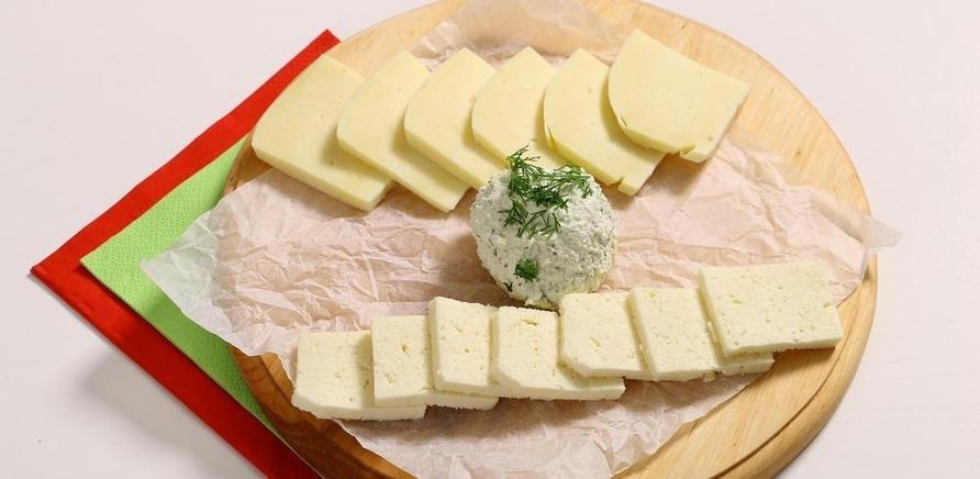 Фото 4 - Асорті грузинських сирів
