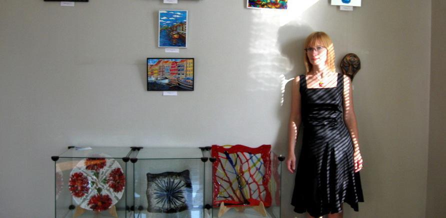 """Фото 1 - Персональна виставка """"Відображення Скандинавії"""""""
