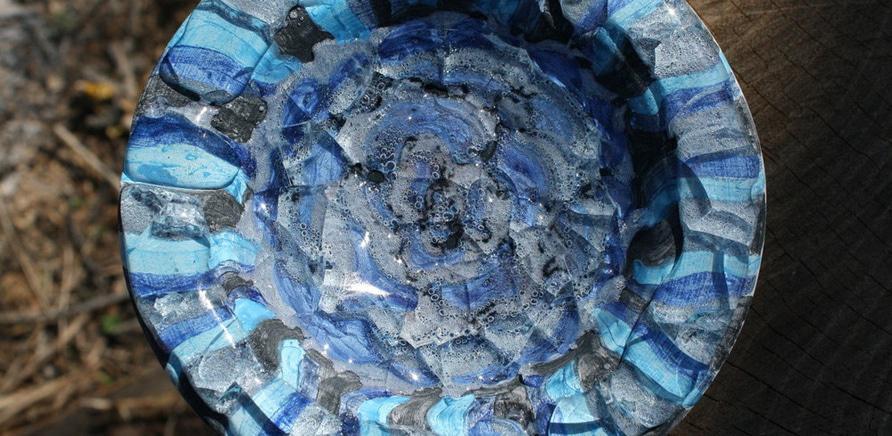 Фото 3 - Эксперимент спекания керамики со стеклом