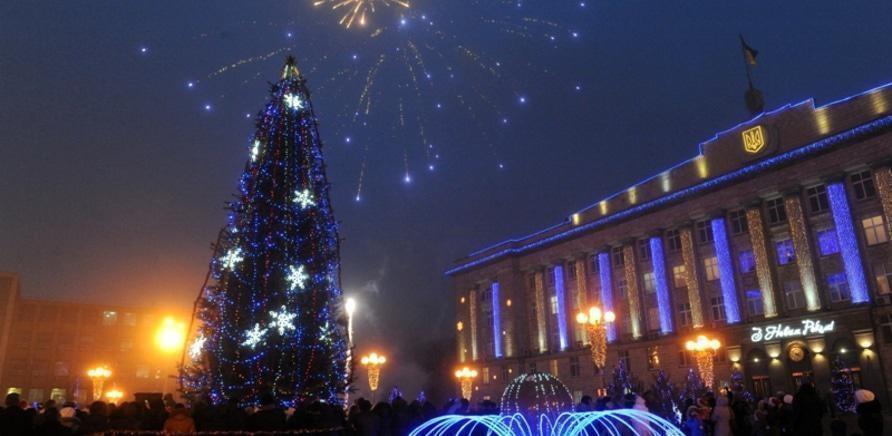 'На открытии городской елки черкасщан будут угощать напитком времен Киевской Руси'