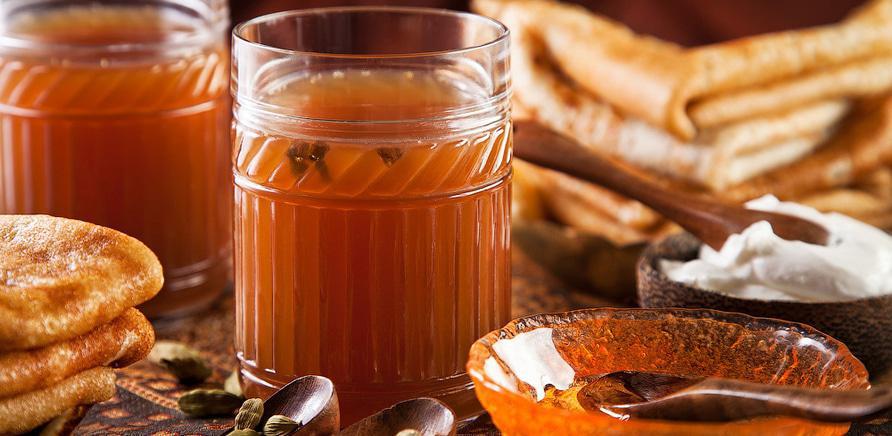 На открытии городской елки горожан будут угощать напитком времен Киевской Руси