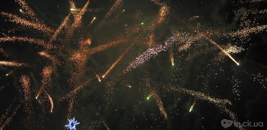 Фото 7 - Главная елка Черкасс зажгла свои огни
