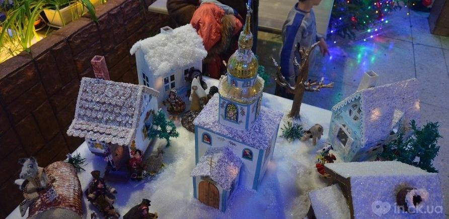 Фото 5 - Двері в казку: резиденція Святого Миколая відкрилася у Черкасах