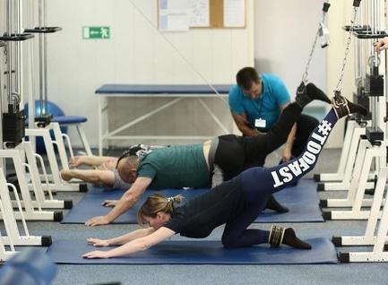 """'Будь здоровий!' - стаття Оздоровчий центр """"Академія здоров'я"""" лікує хвороби хребта та великих суглобів за унікальною методикою"""