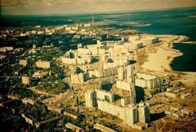 Статья 'Макроистории микрорайонов Черкасс'