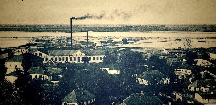 Фото 2 - Общий план гвоздильного завода
