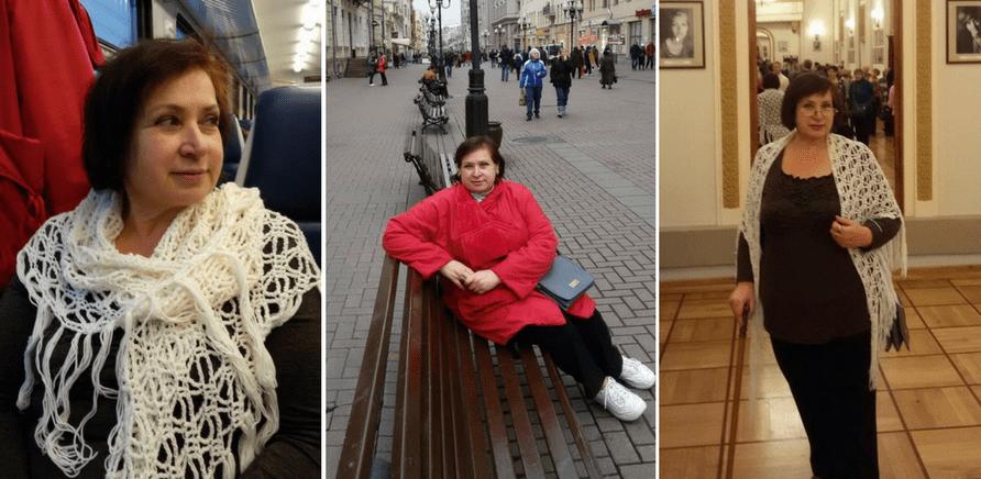 После похудения Татьяна Герасименко любит путешествовать и устраивать многочасовые прогулки по новым городам