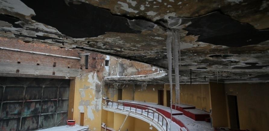 Фото 2 - Черкасский областной театр все еще без крыши