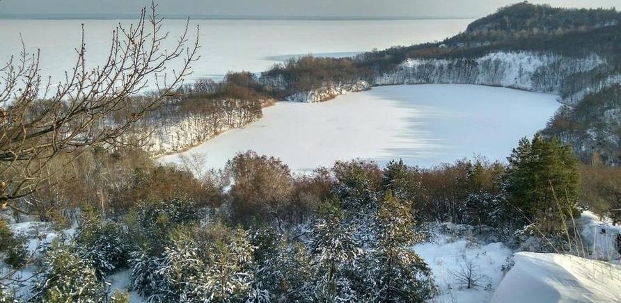 'Топ-5 уголков Черкасщины, которые особенно красивы зимой'