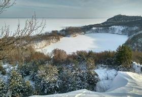 Статья 'Топ-5 уголков Черкасщины, которые особенно красивы зимой'