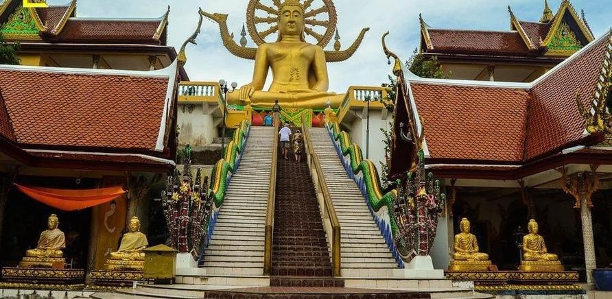 Фото 2 - Храмів у Азії бульше, ніж людей