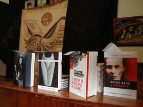 """Статья 'Оксана Забужко презентовала книгу """"І знов я влізаю в танк""""'"""