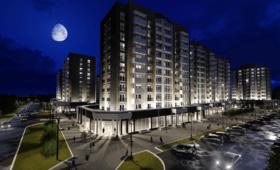 Статья 'В Черкассах строят первый жилой комплекс в английском стиле'