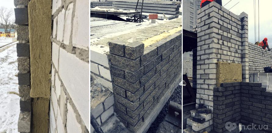 Фото 1 - В Черкассах строят первый жилой комплекс в английском стиле