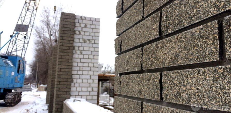 Фото 3 - В Черкассах строят первый жилой комплекс в английском стиле