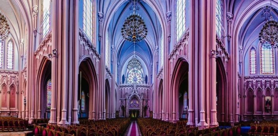 Фото 2 - Римо-католицький костел Святого Миколая у Києві. Фото – Сергій Рабчевський