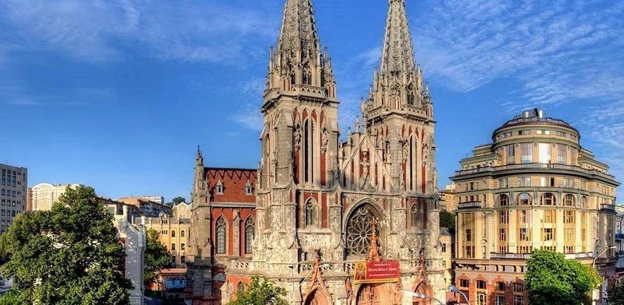 Фото 3 - Римо-католицький костел Святого Миколая у Києві. Фото – Олег Жарій