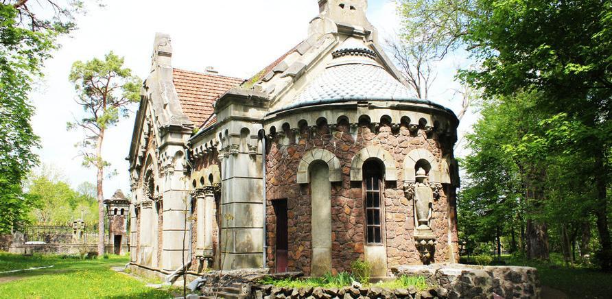 Фото 1 - Мавзолей Потоцьких. Фото – www.horodecki.info