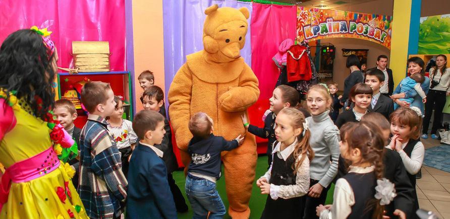 Только раз в году: где отпраздновать детский день рождения в Черкассах?