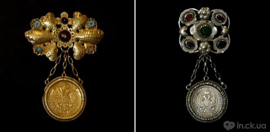 Фото 5 - Старинные женские украшения