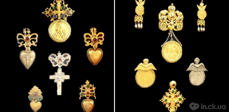 Фото 6 - Старинные женские украшения